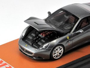 画像4: MR COLLECTION MRLMT AB02 Ferrari California Open Hood ガンメタ