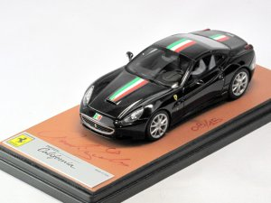 画像2: MR COLLECTION Ferrari California 151 Anniversario Unita d'italia Nero Italian Stripe