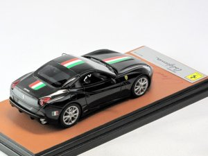画像3: MR COLLECTION Ferrari California 151 Anniversario Unita d'italia Nero Italian Stripe