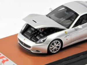 画像4: MR COLLECTION MRLMT AB02 Ferrari California Open Hood シルバー