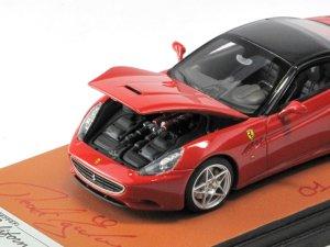 画像4: MR COLLECTION One Off 77 Ferrari California Rosso Corsa Black Roof