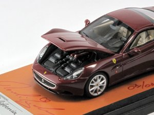 画像4: MR COLLECTION One Off 37 Ferrari California Rosso Mugello