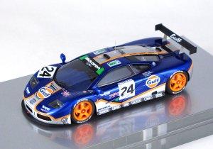 画像1: 1/43 Mclaren F1-GTR Gulf LM 1995 プロバンス改造  オリジナル完成品