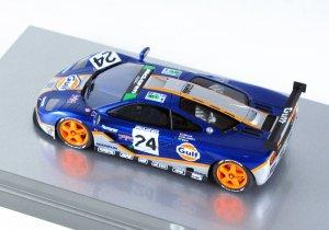 画像2: 1/43 Mclaren F1-GTR Gulf LM 1995 プロバンス改造  オリジナル完成品