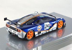 画像3: 1/43 Mclaren F1-GTR Gulf LM 1995 プロバンス改造  オリジナル完成品