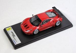 画像1: LOOKSMART LS390A Ferrari 458 Italia GT2 2011 Rosso Corsa