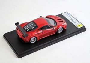 画像2: LOOKSMART LS390A Ferrari 458 Italia GT2 2011 Rosso Corsa