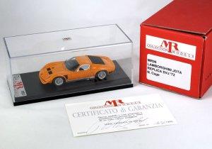 画像3: MR collection 1/43 MR96 Lamborghini Jota Replica SVJ 72  N.cage