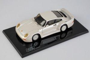 画像1: AMR 1/43 Porsche Gr.B 1983 Pearl White