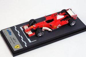 画像1: BBR BG303 Ferrari F248 Barhrain GP 2006 n.5 M.Schumacher
